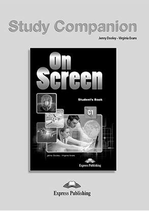 Εικόνα της ON SCREEN C1 STUDY COMPANION (GREECE)