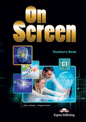 Εικόνα της ON SCREEN C1 TEACHER'S BOOK (INTERNATIONAL)
