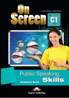 Εικόνα της ON SCREEN C1 PUBLIC SPEAKING SKILLS STUDENT'S BOOK