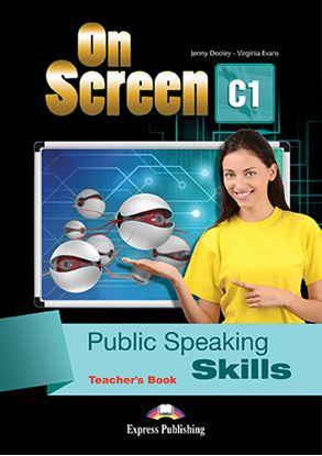 Εικόνα της ON SCREEN C1 PUBLIC SPEAKING SKILLS TEACHER'S BOOK