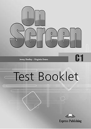 Εικόνα της ON SCREEN C1 TEST BOOKLET