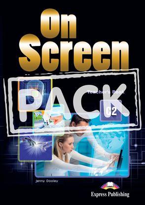Εικόνα της ON SCREEN C2 TEACHER'S BOOK  (WITH PUBLIC SPEAKING SKILLS FLIPBOOK APP)