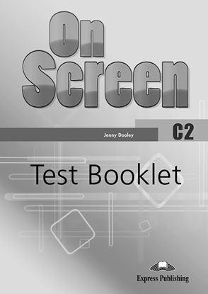 Εικόνα της ON SCREEN C2 TEST BOOKLET