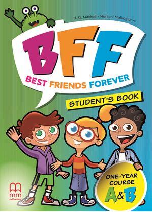 Εικόνα της BFF A' & B' Student's Book (with ABC Book)