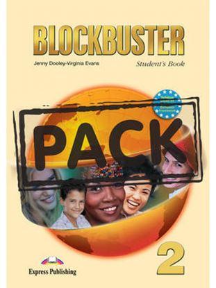 Εικόνα της BLOCKBUSTER 2 STUDENT'S (WITH CD) INTERNATIONAL NEW