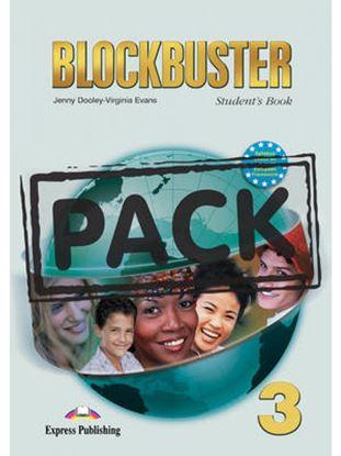 Εικόνα της BLOCKBUSTER 3 STUDENT'S (WITH CD) INTERNATIONAL NEW