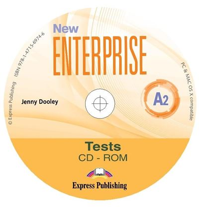 Εικόνα της New Enterprise A2 - Test Booklet CD-ROM