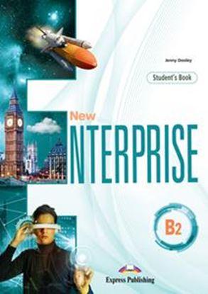 Εικόνα της NEW ENTERPRISE B2 STUDENT'S BOOK (+DIGI-BOOK APP)