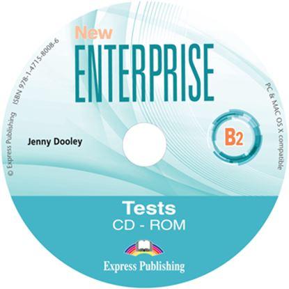 Εικόνα της New Enterprise B2 - Test Booklet CD-ROM