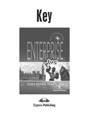 Εικόνα της ENTERPRISE 3 PLUS PRE-INTERMEDIATE VIDEO ACTIVITY BOOK KEY