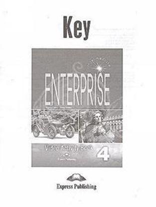 Εικόνα της ENTERPRISE 4 INTERMEDIATE DVD ACTIVITY BOOK KEY