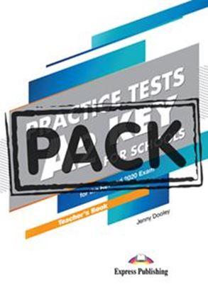 Εικόνα της PRACTICE TESTS A2 KEY FOR SCHOOLS PRACTICE TESTS TCHR'S (+ DIGIBOOKS APP) FOR THE REVISED 2020 EXAM