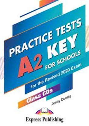 Εικόνα της A2 KEY FOR SCHOOLS PRACTICE TESTS CLASS CDs (Set of 5) INTERNATIONAL