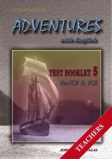 Εικόνα από ADVENTURES 5 TESTS BOOKLET TEACHER'S