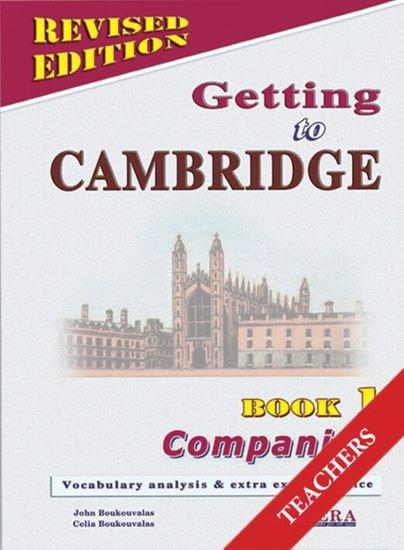 Εικόνα από GETTING TO CAMBRIDGE 1 TCHR'S COMPANION
