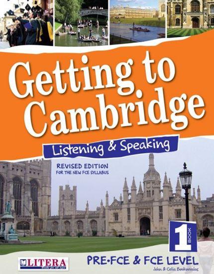 Εικόνα από GETTING TO CAMBRIDGE 1 LISTENING & SPEAKING  SB