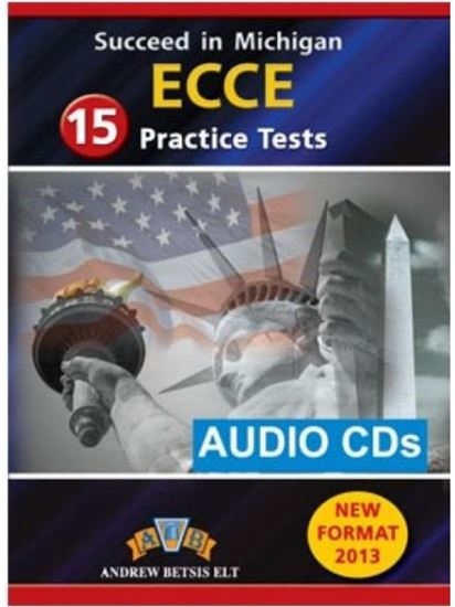 Εικόνα από SUCCEED IN CAMLA ECCE 15 TESTS MP3/CD