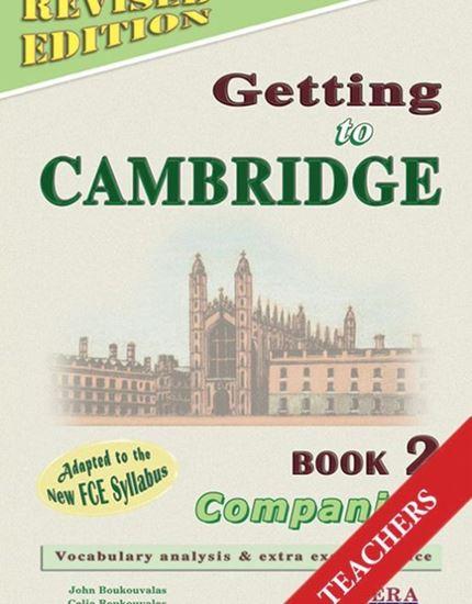 Εικόνα από GETTING TO CAMBRIDGE 2 COMPANION TCHR'S