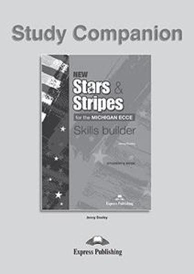 Εικόνα από NEW STARS & STRIPES MICHIGAN ECCE SKILLS BUILDER STUDY COMPANION