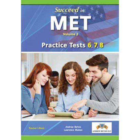Εικόνα από SUCCEED IN CAMLA MET SB VOL 2 (3 TESTS)