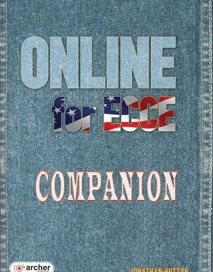 Εικόνα από ON LINE FOR ECCE COMPANION
