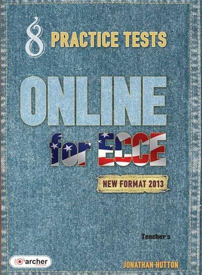 Εικόνα από ON LINE FOR MICHIGAN ECCE 8 PRACTICE TESTS TEACHER'S