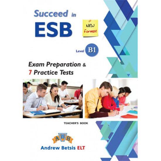 Εικόνα από SUCCEED IN ESB B1 2017 ED TB