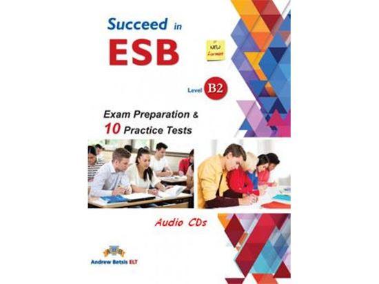 Εικόνα από SUCCEED IN ESB B2 2017 ED (10 TESTS) MP3/CDS