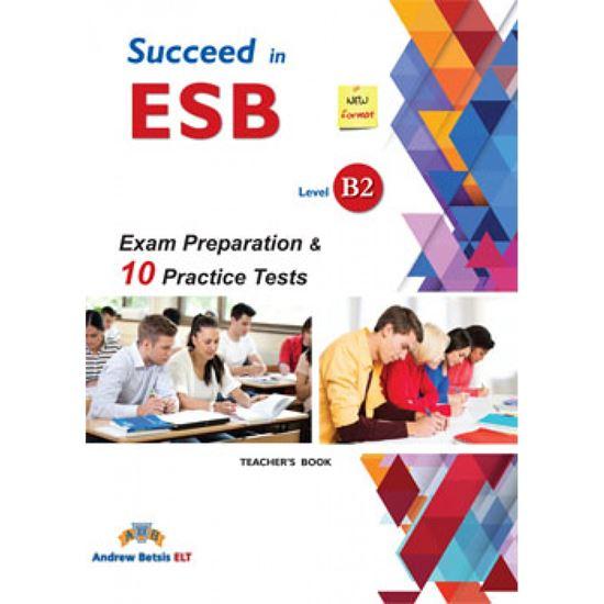 Εικόνα από SUCCEED IN ESB B2 2017 ED (10 TESTS) TB