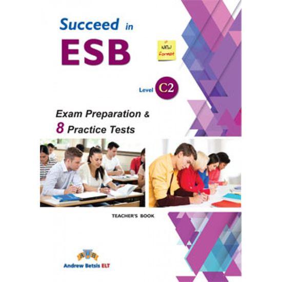 Εικόνα από SUCCEED IN ESB C2 2017 ED TB