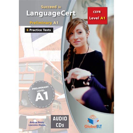 Εικόνα από SUCCEED IN LANGUAGECERT A1 CDS (2)