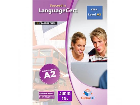 Εικόνα από SUCCEED IN LANGUAGECERT A2 (2) CDS