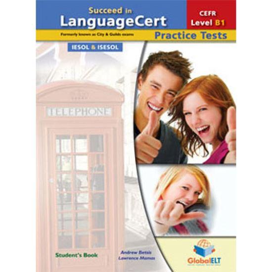 Εικόνα από SUCCEED IN LanguageCert B1 SB