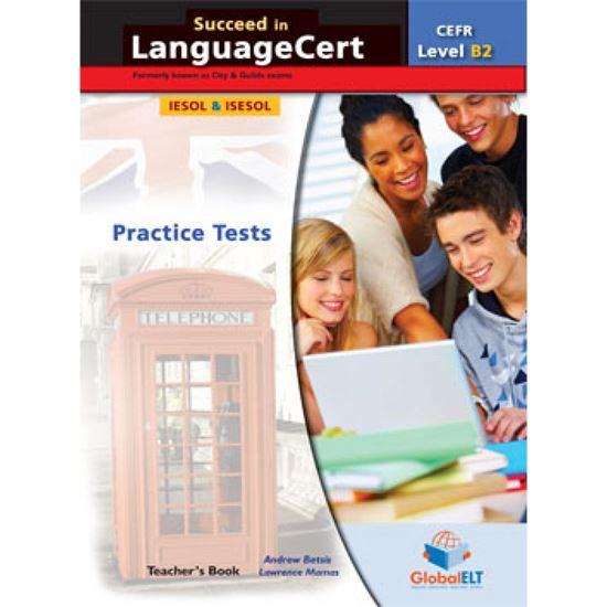 Εικόνα από SUCCEED IN LanguageCert B2 TB