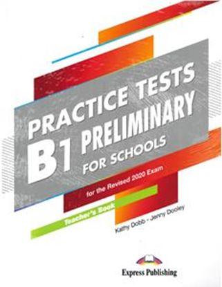 Εικόνα της B1 PRELIMINARY PET FOR SCHOOLS PRACTICE TESTS TEACHER'S BOOK(+DIGI-BOOK) 2020