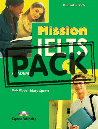 Εικόνα της Mission IELTS 1 Academic - Student's Pack (with Workbook & Digibook)