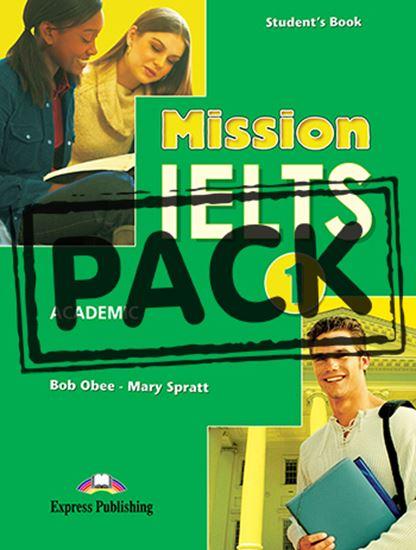 Εικόνα από Mission IELTS 1 Academic - Student's Pack (with Workbook & Digibook)