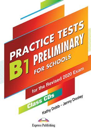 Εικόνα της B1 PRELIMINARY PET FOR SCHOOLS PRACTICE TESTS CD 2020
