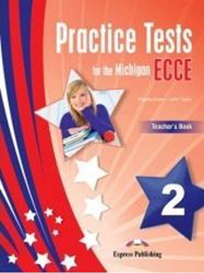 Εικόνα από PRACTICE TESTS FOR MICHIGAN ECCE 2 TEACHER'S BOOK (+DIGI-BOOK)