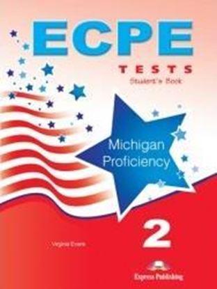 Εικόνα της ECPE 2 TESTS FOR THE MICHIGAN PROFICIENCY (+DIGI-BOOK)