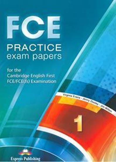 Εικόνα από FCE PRACTICE EXAM PAPERS 1 STUDENT'S BOOK REVISED (+DIGIBOOK)