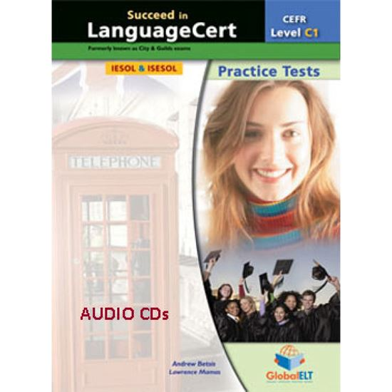 Εικόνα από SUCCEED IN LanguageCert C1 CDs
