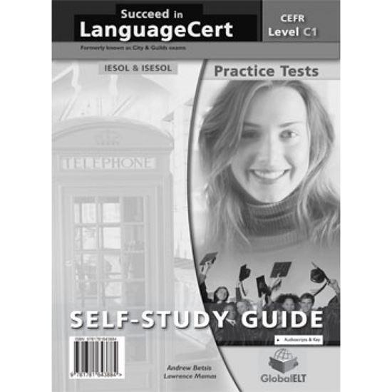 Εικόνα από SUCCEED IN LanguageCert C1 SSE