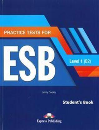 Εικόνα της PRACTICE TESTS 1 ESB B2 SB (+ DIGIBOOKS APP) 2017