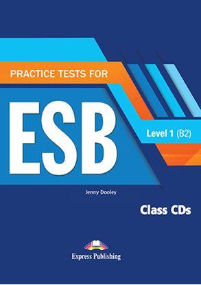 Εικόνα της PRACTICE TESTS FOR ESB 1 B2 CDs(2)