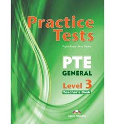 Εικόνα της PRACTICE TESTS PTE GENERAL 3 TEACHER'S BOOK (+DIGI-BOOK APPLICATION)