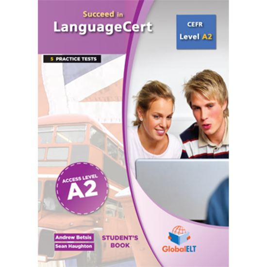 Εικόνα από SUCCEED IN LANGUAGECERTS A2 SB