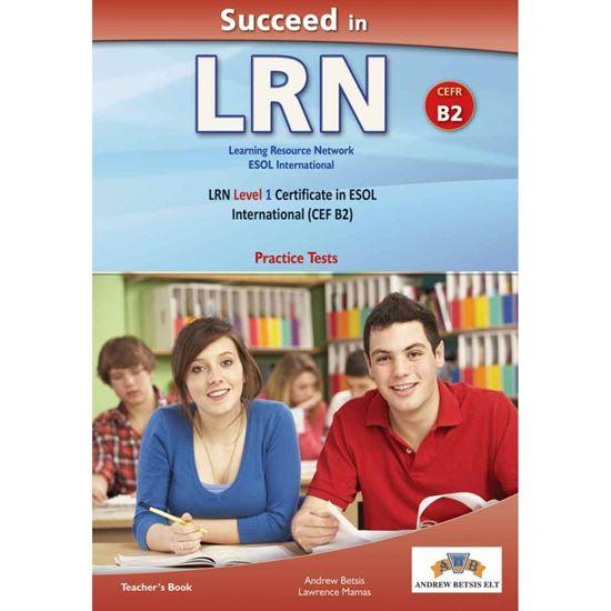 Εικόνα από SUCCEED IN LRN B2 TB 10 TESTS NEW ED