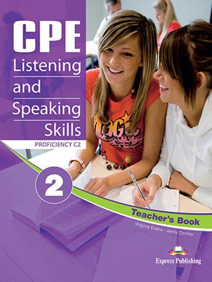 Εικόνα από CPE Listening & Speaking Skills 2 - Teacher's Book (with Digibooks App)