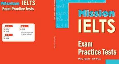 Εικόνα της MISSION IELTS 2 EXAM PRACTICE TESTS CDs
